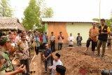 Bupati Lombok Utara peletakan batu pertama RIKO di Rempek Babussalam