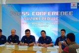 Suzuki peduli korban gempa Lombok
