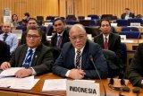 Indonesia menunjukkan peran negara kepulauan terbesar di sidang IMO