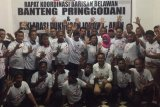 Relawan Banteng Pringgodani Semarang bertekad menangkan Jokowi-Ma'ruf