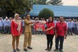 Dua sekolah di Kalteng menang program poin renovasi sekolah PT Telkomsel