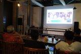 Ganjar nonton bareng debat capres di Pemalang