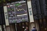 Indeks IBEX-35 Spanyol berakhir melemah 0,94 persen