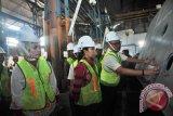 Barata Indonesia ekspor komponen pembangkit listrik ke Brazil