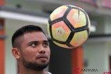 Pesepak Bola Saddil Ramdani sudah berada di Malaysia