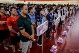 Pembukaan Asian Track Championship 2019