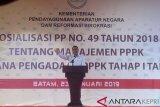 Menteri PAN-RB: rekrutmen CPNS daerah bencana dilaksanakan Maret
