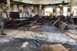 Pasutri pelaku bom bunuh diri di gereja Filipina asal Sulawesi