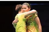 Taklukan Sesama Pemain Indonesia Greysia/Apriyani Tembus Semifinal Malaysia Masters