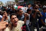 Menentang Pendudukan Israel, Rakyat Gaza Gelar Protes Jumat Ke-43
