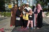 Ustaz Arifin Ilham kembali ke Indonesia Kamis