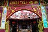 Thay Hin Bio Wihara bernuansa Tiongkok klasik
