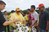 Mantan Gubernur Sumsel Alex Noerdin raih suara terbanyak untuk DPR RI