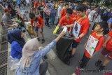 DLH: jumlah sampah tahun baru DKI Jakarta menurun