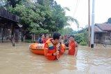 Banjir bandang kilometer 27 Desa Sikui sudah surut