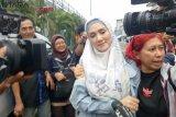 Aksi Solidaritas Ahmad Dhani dihadiri Mulan Jameela