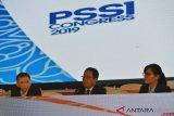 PSSI belum tutup kemungkinan gelar kongres luar biasa