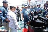 Lantamal IV tangkap tanker berbendera Malaysia
