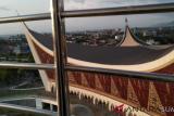 Menara 85 meter Masjid Raya Sumbar dibuka untuk umum Juli 2019 (video)