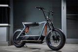Harley-Davidson hadirkan dua motor listrik konsep