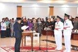 Gubernur lantik bupati-wakil bupati Polewali Mandar