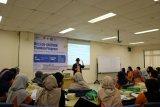 80 mahasiswi UGM ikuti pelatihan perempuan UNESCO-UNITWIN