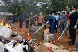 Kejari Tanjungpinang musnahkan barang bukti senilai Rp5 miliar