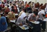 Ratusan Siswa SMA/SMK Ikuti Try Out SBMTPN
