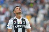 Cristiano Ronaldo gagal eksekusi Penalti ketika Juve tekuk Chievo 3-0