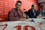 Berlabuh di Sevilla, Munir nikmati bermain sepak bola