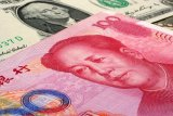 Kurs Yuan China melemah dua basis poin jadi 7,0730 terhadap dolar AS