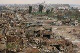 Sebuah roket hantam Zona Hijau Baghdad