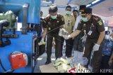 Kejari Batam musnahkan barang bukti senilai Rp5 miliar
