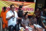 Polisi tangkap dua pelaku kejahatan jalanan di Yogyakarta (VIDEO)