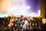 Sejumlah band legendaris akan berbagi panggung di Lovefest 2019