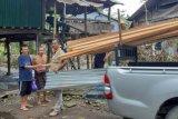 BPBD Makassar bantu perbaikan rumah terdampak cuaca