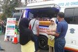 Permudah masyarakat, UPTD Samsat Sumbar hadirkan Samsat mobile di Solok