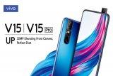 VIVO 15 Pro kamera pop-up rilis global 20 Februari