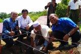 XL Axiata bangun gedung sekolah di Lombok Utara