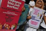 Sedikitnya delapan anak di daerah ini jadi korban kekerasan seksual