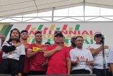 Wali Kota Palangka Raya jadi ikon generasi millennial