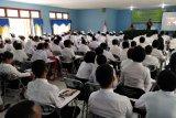 TNI berikan pembekalan bela negara kepada mahasiswa Wamena