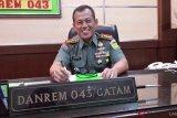 TNI Sinergi dengan Masyarakat untuk Deteksi Dini Ancaman Terorisme
