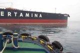 Kapal angkut BBM tiba di Sulteng