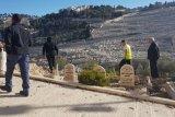 Komite Islam-Kristen kutuk pengrusakan pemakaman kuno di Al-quds