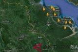 BMKG deteksi 35 titik panas indikasi kebakaran hutan di Riau