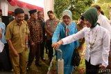 Kemendes PDTT bangun sarana air bersih di Lombok Utara