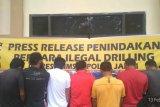 Kapolda: pelaku pengeboran minyak illegal harus hentikan aktivitas