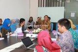 Menuju Program '2020 dengan Transaksi Tunai Nol Rupiah'.