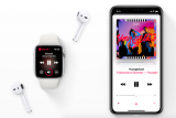 Pelanggan Apple music saingi Spotify